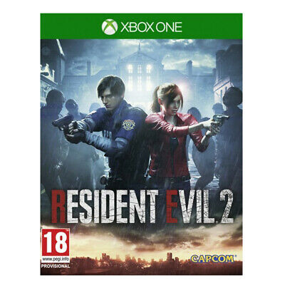 Resident Evil 2 Xbox One (Sp)