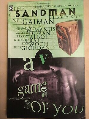 Sandman - A Game of You by Neil Gaiman - TPB - Volume 5 - DC Comics