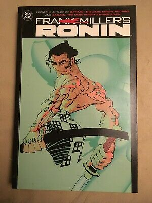Ronin - Frank Miller, Lynn Varley - DC Comics TPB / Graphic Novel
