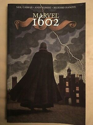 Marvel 1602 - Neil Gaiman TPB - Marvel Graphic Novel