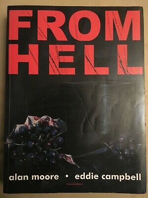 From Hell - Alan Moore Eddie Campbell TPB - Graphic Novel