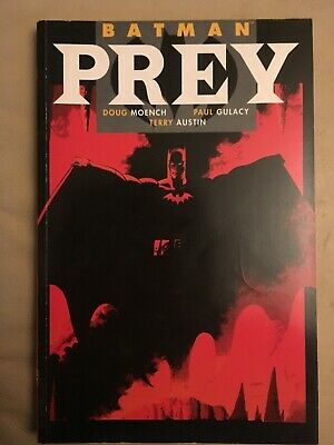 Batman - Prey TPB 1990 - Doug Moench - Original Printing