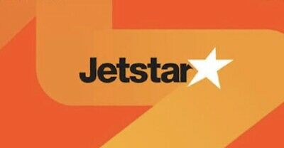 Jet Star $50 Gift Card Paper Print Out