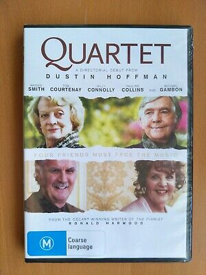 Quartet : BRAND NEW SEALED DVD