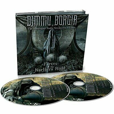 Dimmu Borgir - Forces of the Northern Night - Double CD - New