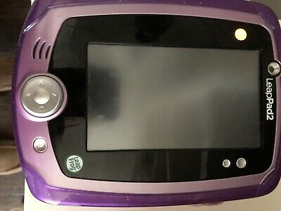 Leap Frog LeapPad 2 Learning Tablet Purple with 30 Games