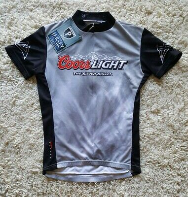 ef67b50ef Primal Wear Coors Light Men s Cycling Jersey - Small - NWT