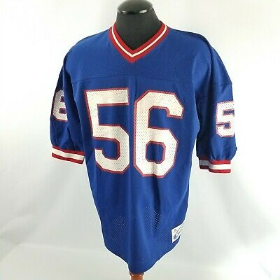 VINTAGE 1980s CHAMPION LAWRENCE TAYLOR NEW YORK GIANTS NFL REPLICA JERSEY XL ce53c40cd