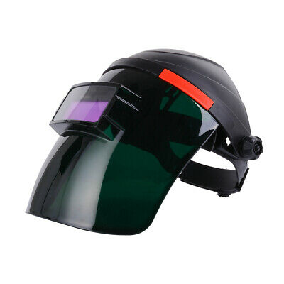 Auto Darkening Welding Helmet Mask Welders Grinding Function Solar Power BI1246