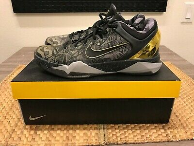 cheap for discount ea354 516ff USED Nike Kobe 7 Prelude Size 11