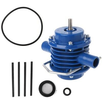 Heavy Duty Self-Priming Hand Electric Drill Water Pump Home Centrifugal