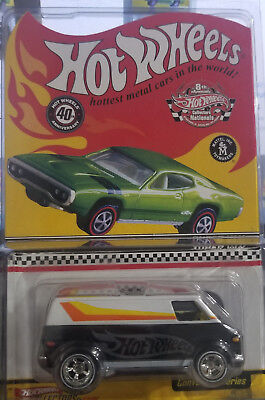 072dc95eb9c Hot Wheels Convention Series Super Van 8th Annual Collectors Nationals  Exclusive
