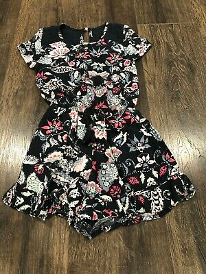 ce11ec63709a NWOT NEW ABERCROMBIE Kids Girls White Lace Blouse Size 9 10 -  10.04 ...