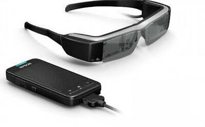 EPSON Smart Glass MOVERIO BT-200 Used 0.42 inch LCD Number of pixels 960 × 540