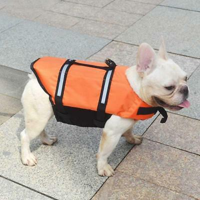 Dog Buoyancy Aid / Pet Life Jacket - Swimming & Boating - Sizes S, M, L - Riber