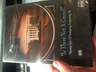 JIMMY SWAGGART DVD brand new is there not a cause?