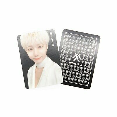 [MONSTA X]2nd Album Take.2 'WE ARE HERE' Official Photocard/HYUNGWON 8