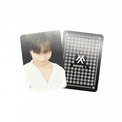 [MONSTA X] Take.2 'WE ARE HERE' Album Official Photocard - I.M 8