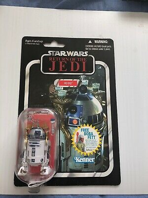 NEW 2010 Star Wars ✧ R2-D2 ✧ Vintage Collection VC25 MOC