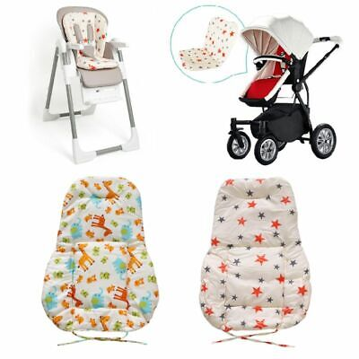 Stroller Seat Covers Auto Soft Thick Pram Cushion Car Seat Pad Covers for Baby