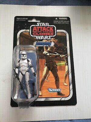Star Wars Vintage Collection VC45 Clone Trooper Figure New