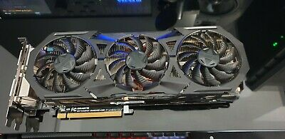 GIGABYTE GEFORCE GTX 980 G1 Windforce 4GB - GVN980G1-Gaming-4D