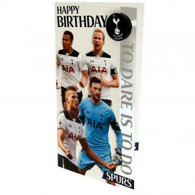 Tottenham Hotspur Fc Happy Birthday Card For Everyone Present New Xmas Gift