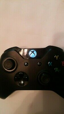 MICROSOFT XBOX ONE Model 1697 Wireless Controller please see pic's