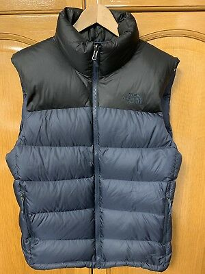 84027fbe5e The North Face Nuptse Vest II Gilet Chaleco Navy Cosmic Blue Small Size  Jacket