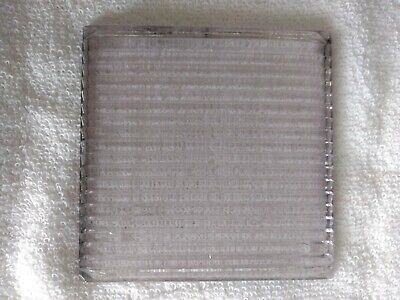 Luxfer Purple Tint Glass Tile With Saw Design Frank Lloyd