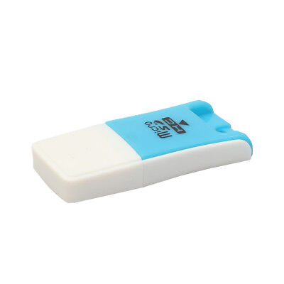 KE_ High Speed USB 2.0 Mini Micro SD M2 ABS T-Flash Memory Card Reader Adapter