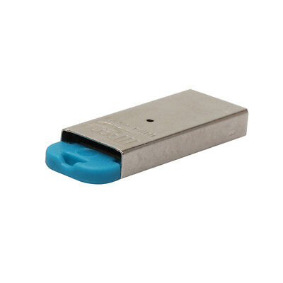 KE_ High Speed Metal USB 2.0 Micro SD TF T-Flash Memory Card Reader Adapter Tr