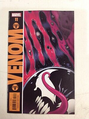 Venom 11, Marvel Comics, Dave Gibbons Watchmen Tribute Variant