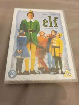 Elf - Dvd - Will Ferrell - Brand New And Sealed