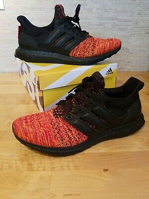 9714314ee6be9 NEW ADIDAS ULTRA Boost X Game Of Thrones Targaryen Dragons size US ...