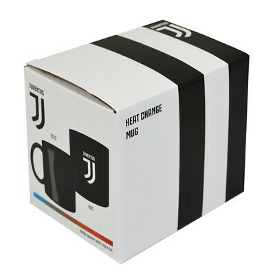 Juventus Fc Heat Changing Ceramic Tea Coffee Latte Mug Cup New Xmas Gift