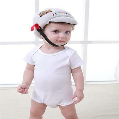 Baby Toddler Safety Helmet Walking Crawling Kids Head Protection Hat N7