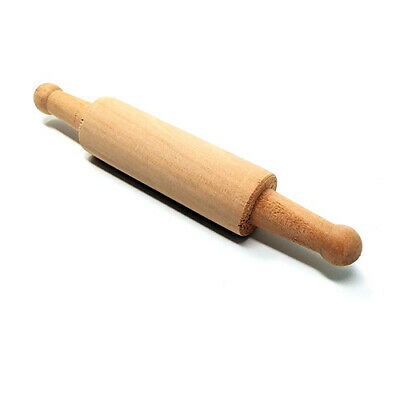 Durable Wooden Roller Rolling Pin for Pottery Polymer Clay Sculpture Modeling