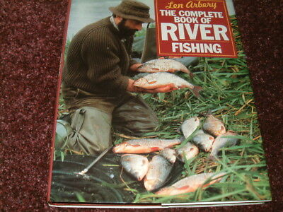 Book of River Fishing.1st edition carp barbel fishing angling Peter Stone etc