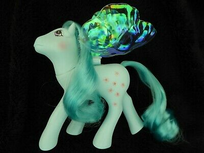 My Little Pony G1 Flutter Wing Pony Peach Blossom