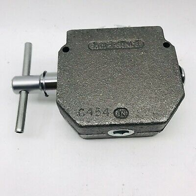 Prince Selector C454  Valve Rd-975 Flow Control  Push/Pull Handle