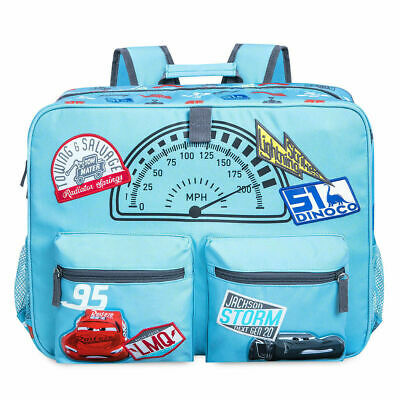 0117fe81151 Disney Cars 3 School Backpack Blue New with Tag Lightning McQueen Jackson  Storm