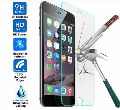 2pcs For Apple IPhone XR 100% Genuine Tempered Glass Film Screen Protector