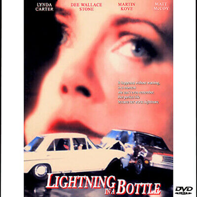 Lightning in a Bottle DVD 1993 Lynda Carter, Dee Wallace Very Rare DUI Movie