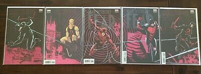 Man Without Fear #1 Giuseppe Camuncoli Connecting Variant *NM* 2019 Daredevil