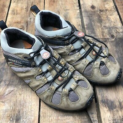 2fe3c02ad6 Merrell Continuum Womens Chameleon II Vibram Hiking Shoes Size US 7.5 82572