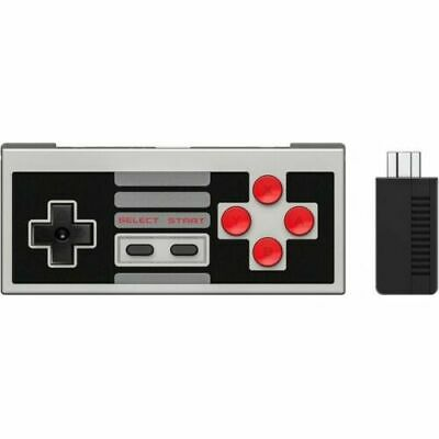 8Bitdo NES30 Classic Edition Controller set for Nintendo Switch Android PC Mac