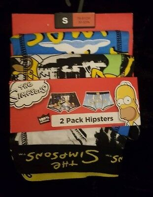 The SIMPSONS Boxershorts XS S XXL