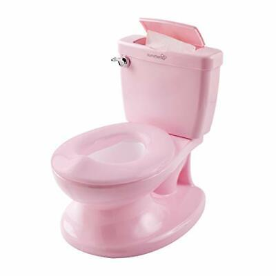 Training Toilet for Toddler Girls Pink - Kid Girls Size Potty with Removable Pot