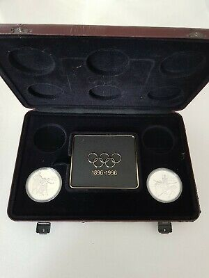 1992 Canada $15 Olympic 2 Coins - See description